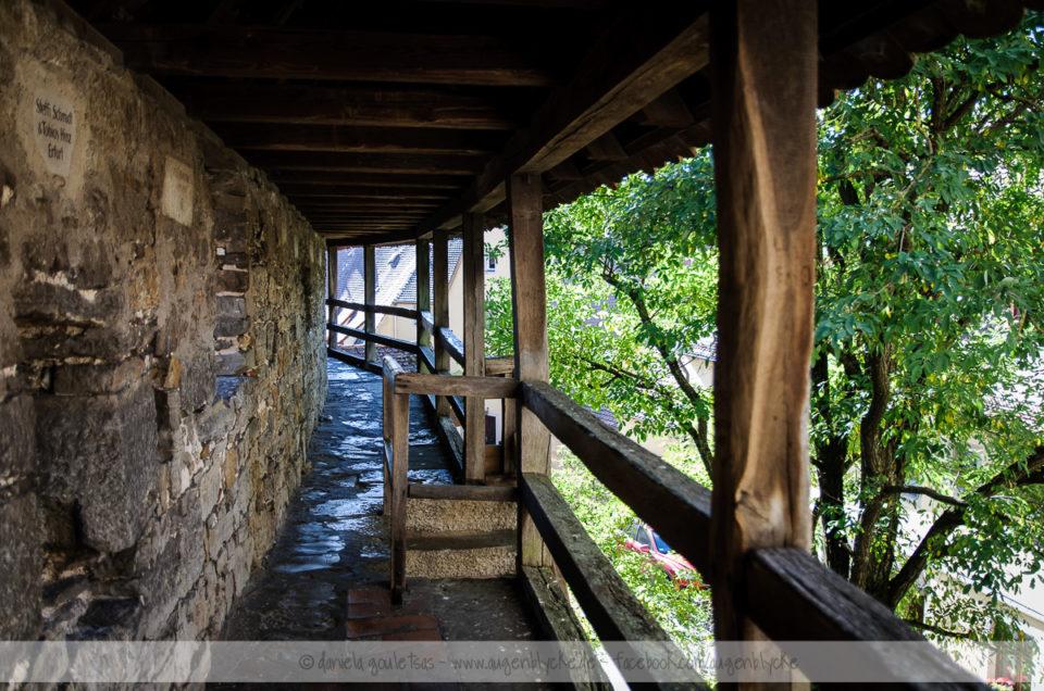 Rothenburg ob der Tauber - ein Spaziergang ins Mittelalter